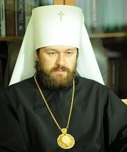Сегодня начинается визит митрополита Илариона в пределы Сербской Православной Церкви