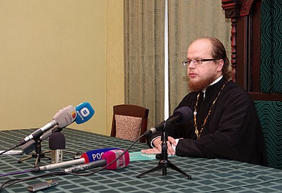 Иерей Виталий Груданов