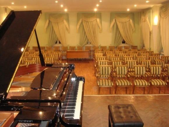 Нижегородская консерватория, малый зал