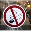 Опубликован список общественных мест, в которых запретят курить