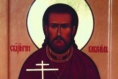 Отец Гавриил Масленников – кузнец, георгиевский кавалер, священномученик