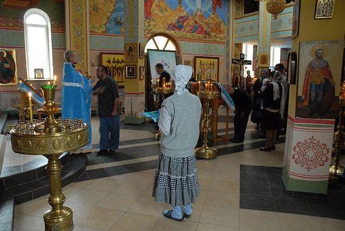 Храм архангела Михаила в Грозном