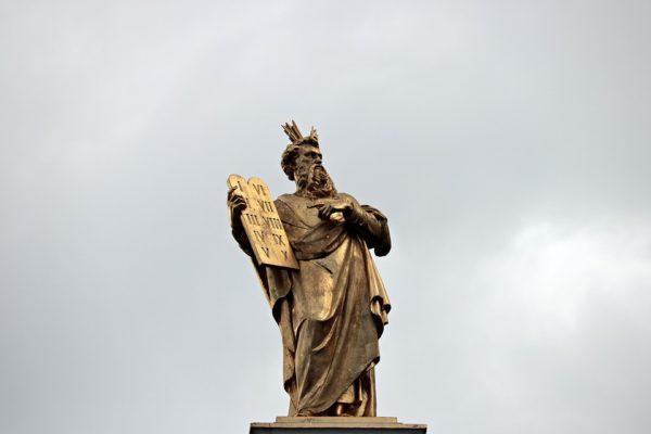 Десять заповедей Христианства: заповеди Господа Бога