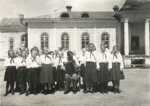 Предтеченский скит, 40-70-е гг.