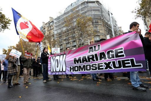 НЕТ гомосексуальным бракам