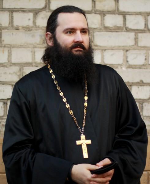 Протоиерей Димитирий Струев. Фото Геннадия Комарова.