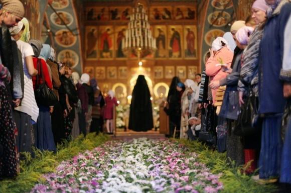 Успение Пресвятой Богородицы, 2012 год