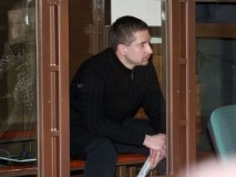 Бывший майор милиции Денис Евсюков