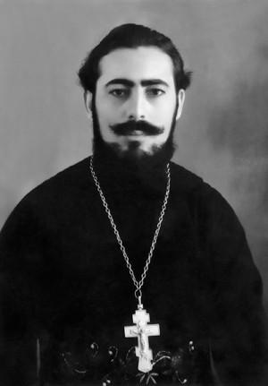 Преподаватель Ленинградских Духовных школ отец Владимир. 1959 г.