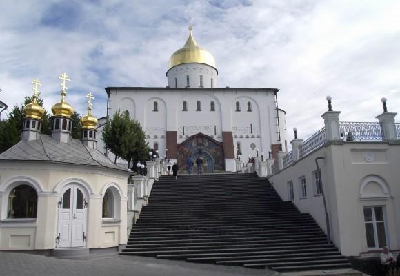 Троицкий собор Почаевской Лавры