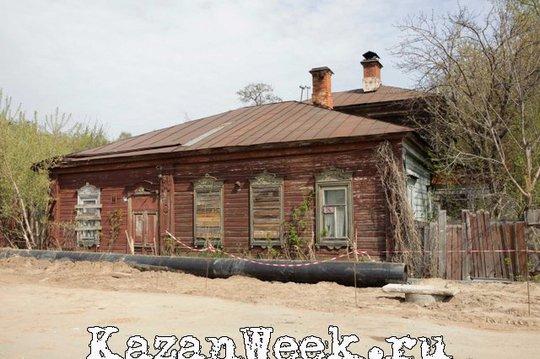 Дом святителя Иоасафа в Казани, 2012 год. Фото: kazanweek.ru