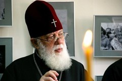 Патриарх Илия II: «В жизни все главное»