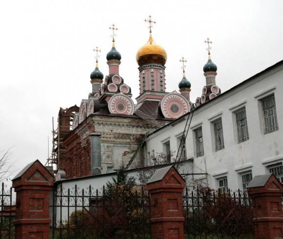 Церковь св. Михаила Архангела г. Талдом Московской области, где в 1935 году служил иерей Иоанн Честнов. Фото: sobory.ru
