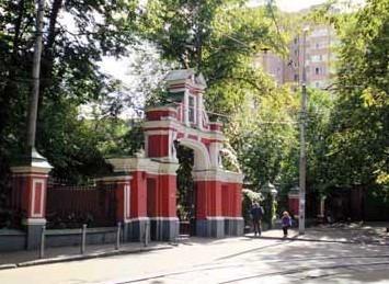 Храм Пимена Великого в Нововоротниковском переулке