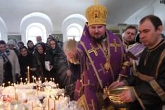 Епископ Канский Филарет: Во время постовых искушений мы сразу должны обращать свой взор к Творцу