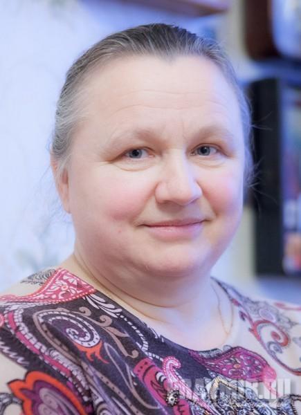 Матушка Галина Соколова