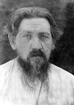 Священник Алексий Бенеманский, 1922 год. Фото: pravicon.ru