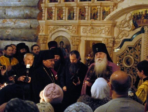 Проповедь архиепископа Симона