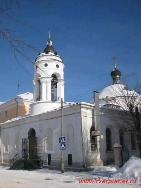 Скорбященская церковь в г.Твери, где служил священномученик Алексий. Фото: www.tverplanet.ru