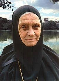Игумения Серафима, внучка святителя Серафима (Чичагова). Фото: chichagovs.narod.ru