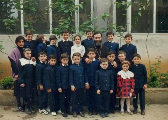 Аджария начала 1990-х гг.