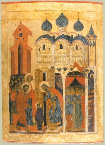 Икона. Ярославль. 1560-е гг. Частное собрание