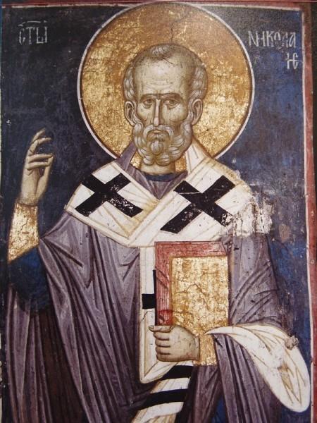 Роспись ц. Вознесения монастыря Высокие Дечаны. XIV в. Косово и Метохия, Сербия