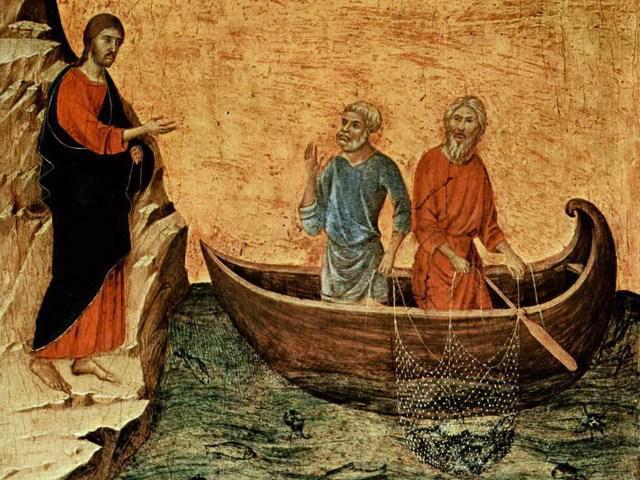 Почему апостол Андрей — Первозванный?