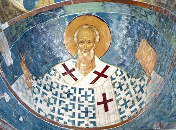 Роспись собора Рождества Богородицы Ферапонтова монастыря. 1502 г.