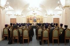 Доклад Святейшего Патриарха Кирилла на Епархиальном собрании г. Москвы