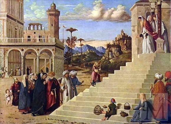 Чима да Конельяно. Ок.1497—1500 гг. Галерея старых мастеров, Дрезден, Германия