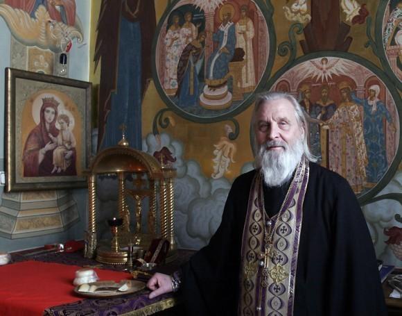 Протоиерей Георгий Бреев. Фото: Владимир Ходаков, patriarchia.ru