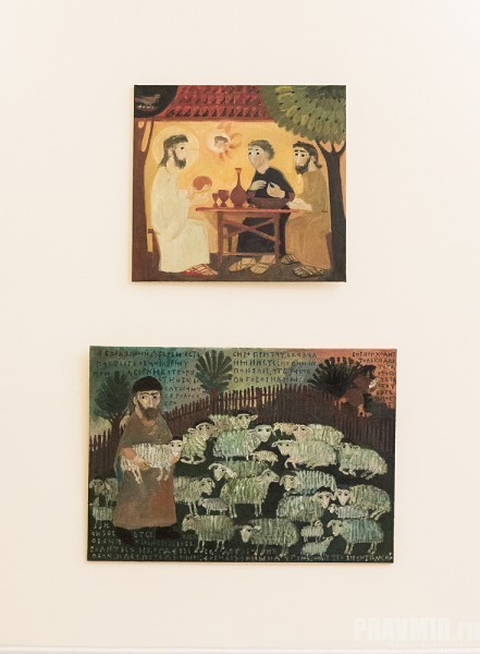 Выставка картин Елены Черкасовой (23)