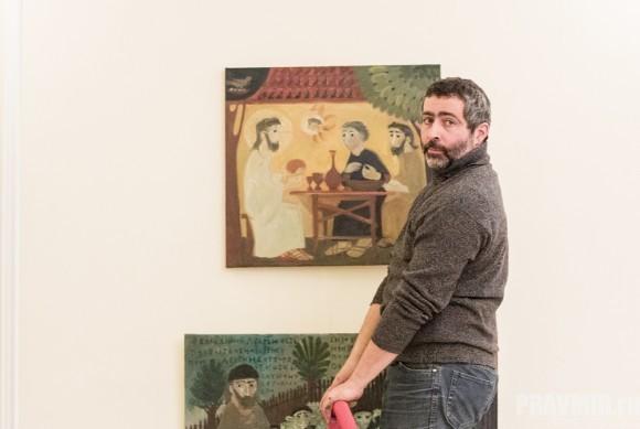 Выставка картин Елены Черкасовой (3)