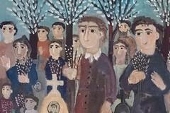 Чаю воскресения мертвых – 15 новых картин Елены Черкасовой