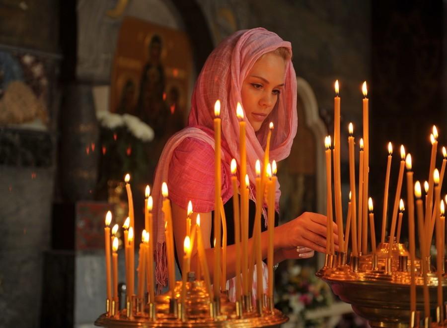 какой иконе ставить свечу: