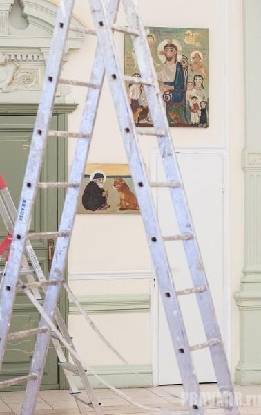 Выставка картин Елены Черкасовой (36)