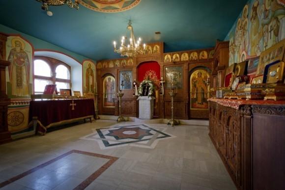 Домовый храм в честь иконы Божьей Матери «Скоропослушница»