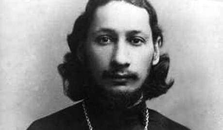 Священник Павел Флоренский
