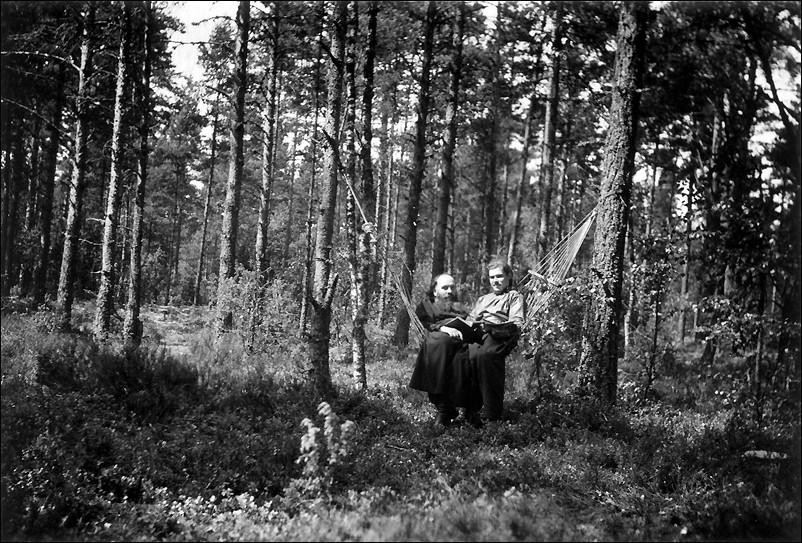 1955 г. Чудское озеро. С отцом.