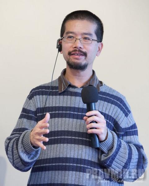 Нельсон Митрофан Чин, Президент Братства всех китайских святых, Бостон, США