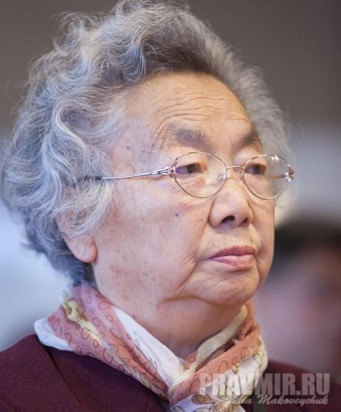 Матушка о. Михаила Ли Анна Ли