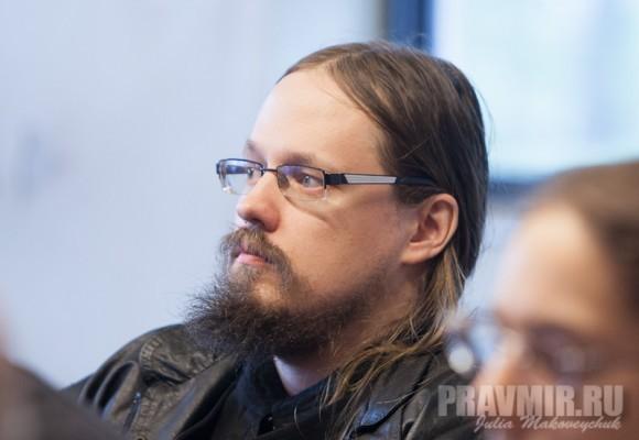 Диакон Георгий Максимов, МДА