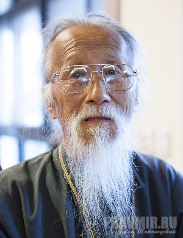 Протоиерей Михаил Ли