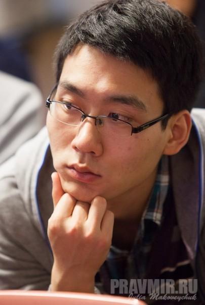 Амвросий Лин Сэнь, студент-русист, Пекин