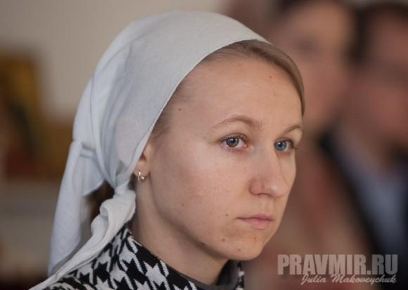 Матушка Ольга, супруга священника Сергия из Пекина