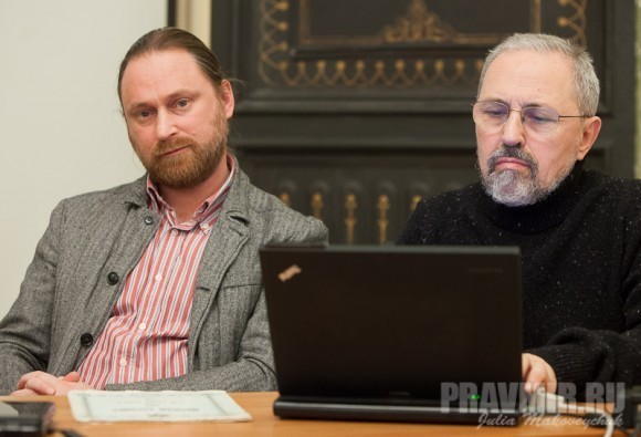Сергей Чапнин, Михаил Сарни,
