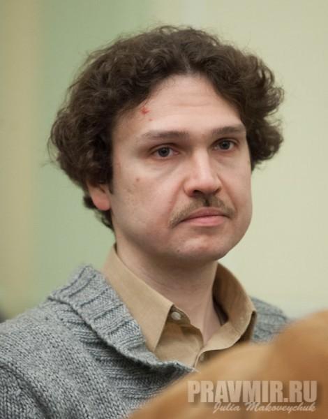 историк Алексей Беглов