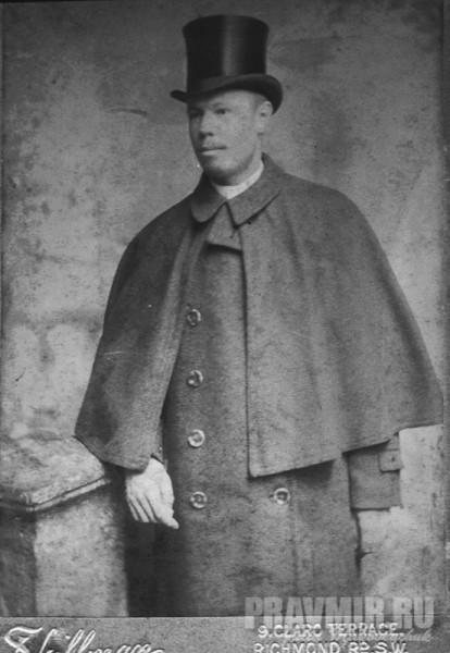 Константин Фаминский - первый регент церковного хора в лондонской церкви (основан в 1897)