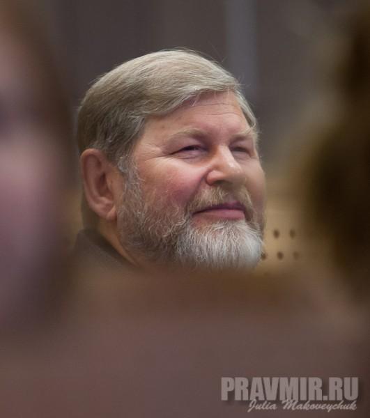 Виктор Григорьевич Калинин - художник, чл.-корр. Российской Академии художеств